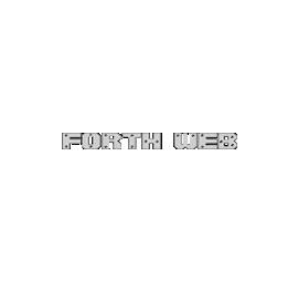 forthweb web design logo